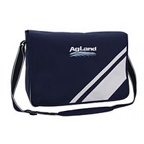 A selection of promotional satchel bags. Decorate with Embroidery, Screen Printing or Digital Transfers.