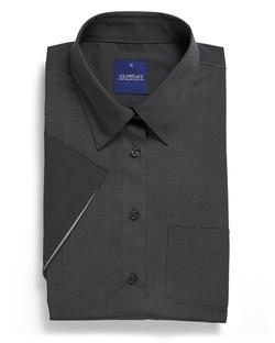 Ladies 1253WHS End on End Hospitality Shirt Slate
