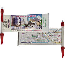 Check out our selection of promotional Novelty & Marker Pens. Decorate with Logo, Brand and point of contact.