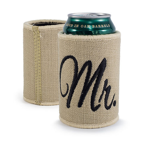 Hessian Bottle Cooler