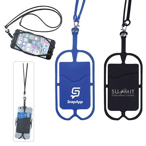 Smart Wallet Lanyard