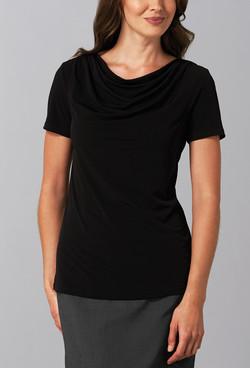 Ladies 1727WS Cool Breeze Shirt Black A