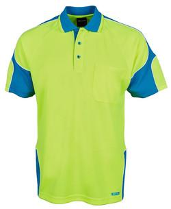 6AP4S Lime-Blue