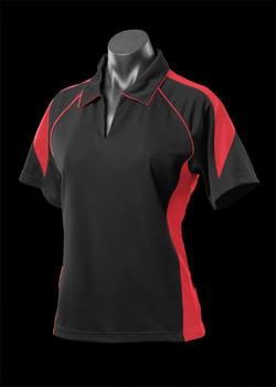 2301 Black-Red