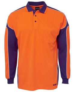 6AP4L Orange-Purple
