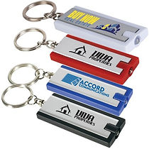 Check out our selection of promotional Key Rings. Decorate with Logo, Brand or point of contact.