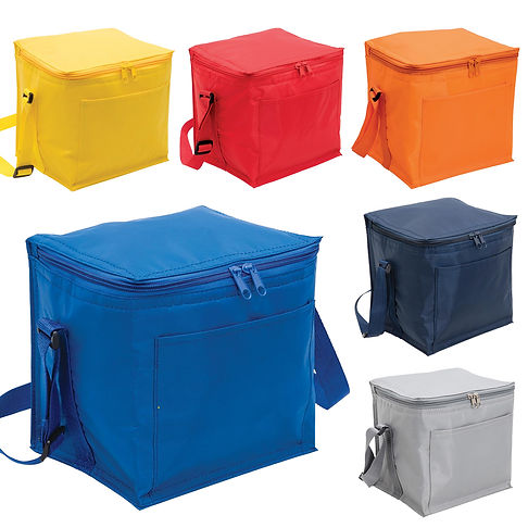 Small Cooler With Pocket