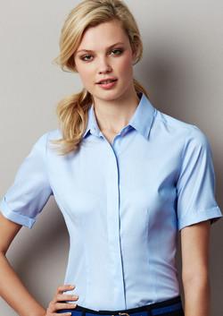 S620LS Ladies Stirling Short Sleeve