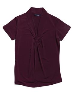 Ladies 1614WS SS Cool Breeze Shirt Grape