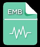 .emb File Type