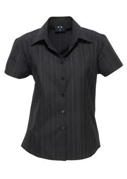 LB2726 Short Sleeve Black White