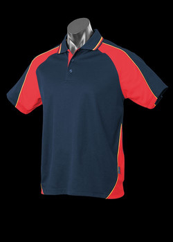 1309 Navy-Red-Gold