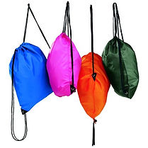 Duffle bags are great gifts for sports clubs when screen printed with your club logo.