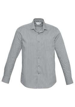 Zurich Shirt Silver-White