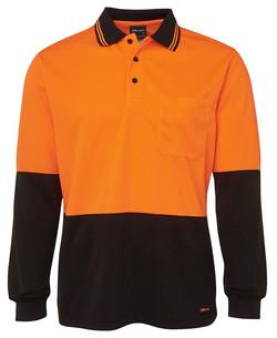 6HVPL Orange-Black