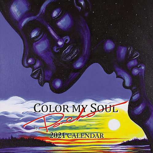 Color My Soul - 2021 Calendar
