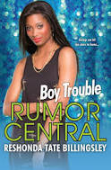 Boy Trouble (Rumor Central Book 5)