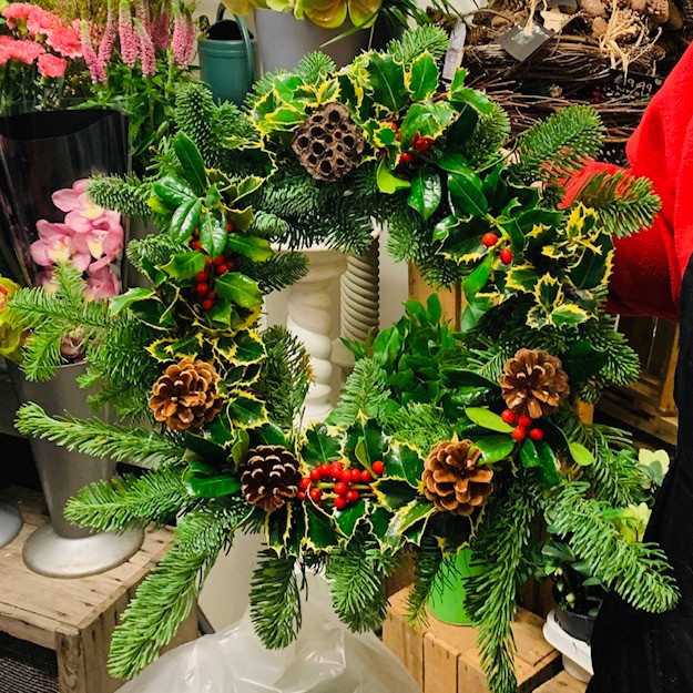wreath making & festive high tea 231120