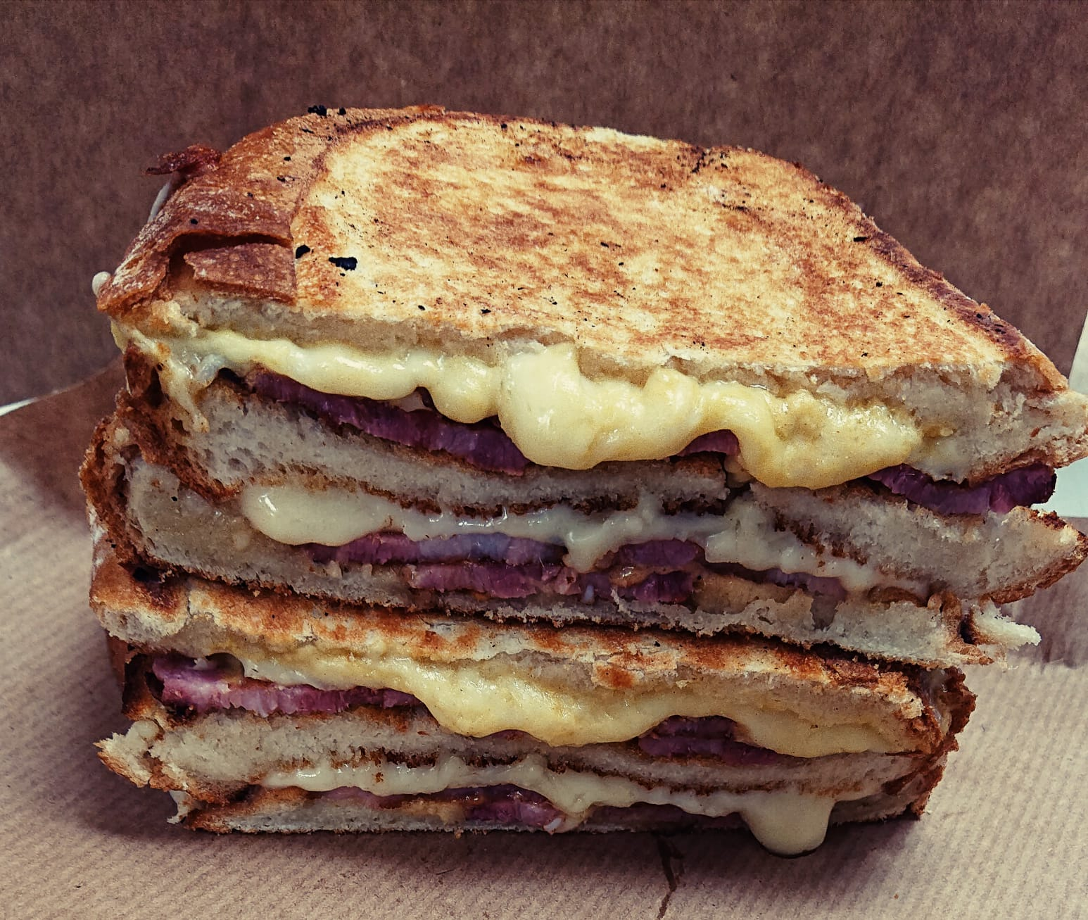 grilled stack