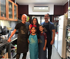 Argentine cooking lessons by saul gerson private online classes excellent reviews experience el arte de amasar