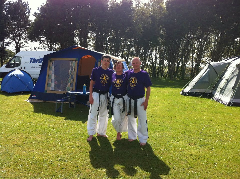 TAGB South West Tae Kwon-Do Camp