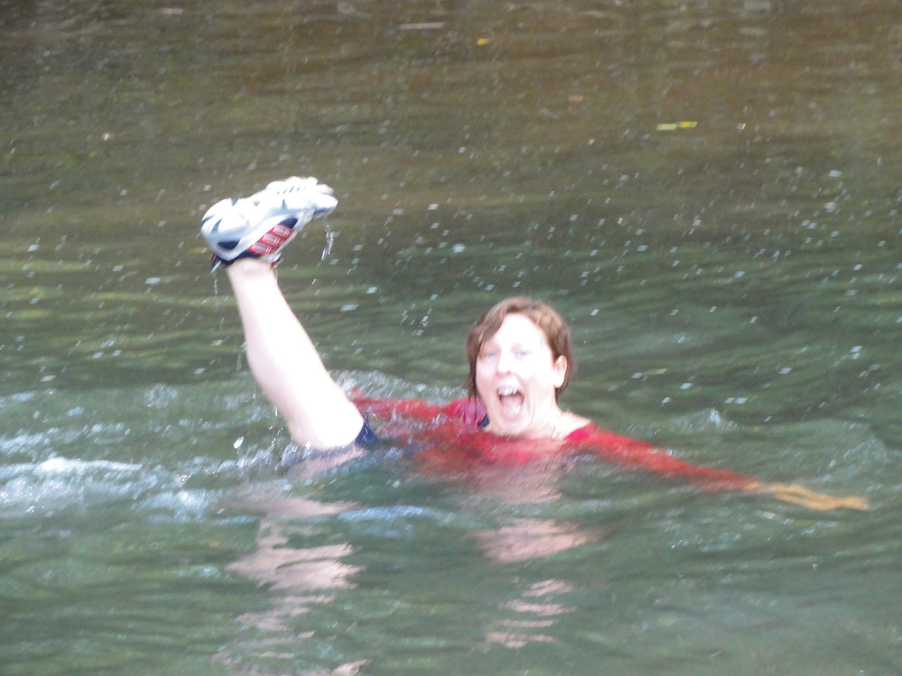 Lisa Southard In The River