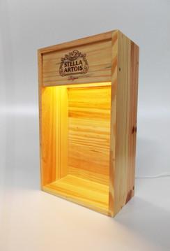 Expositor de Produto Iluminado