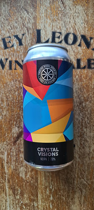 Twisted Wheel Crystal Visions