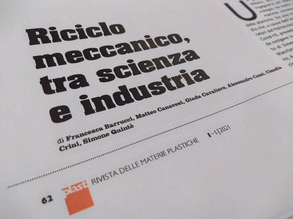 Zusammenarbeit mit Studenten des Polytechnikums von Mailand