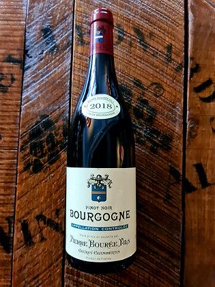 Pierre Bourée Bourgogne 2018