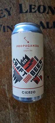 Cierzo Brewing Propoganda