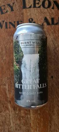 Burnt Mill Great Bitter Falls