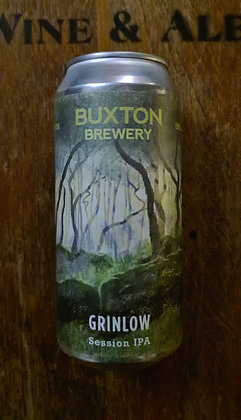Buxton Brewery Grinlow Session IPA