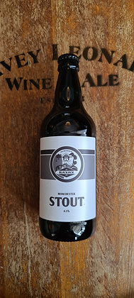 Blackjack Brewery Manchester Stout