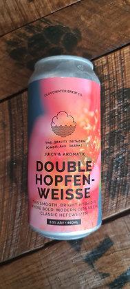 Cloudwater Double Hopfenweisse