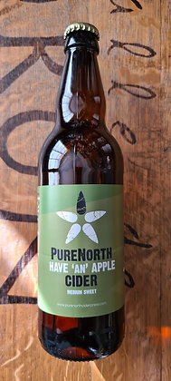 Pure North Have 'An' Apple
