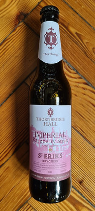 Thornbridge Hall Imperial Raspberry Stout 2013