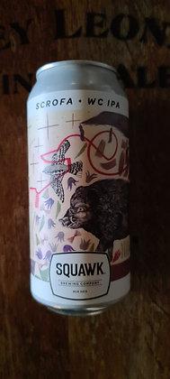 Squawk Scrofa West Coast IPA