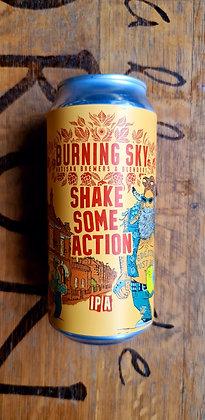 Burning Sky - Shake Some Action