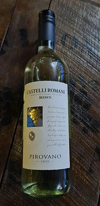 Pirovano Castelli Romani Blanco 2018