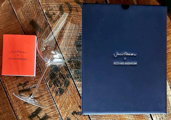 Richard Brendon + Jancis Robinson Wine Glass / Set of 2