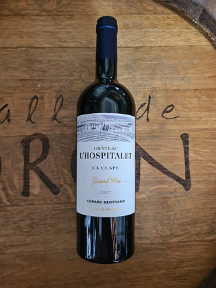 Chateau L'Hospitalet GRAND VIN 2017