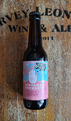 Nirvana Brewery Tayberry Sour