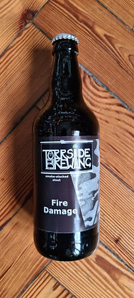 Torrside Brewing Fire Damage