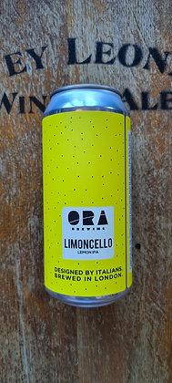 Ora Brewing Limoncello IPA