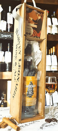 10 year Tawny Port & Chocolate in Wooden Case
