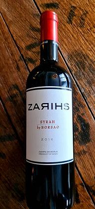 Zarihs Old Vine Shiraz 2016