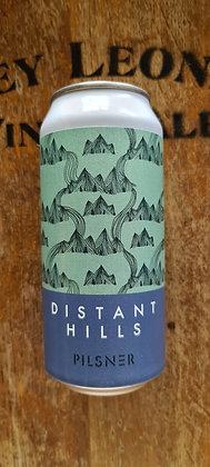 Distant Hills Pilsner