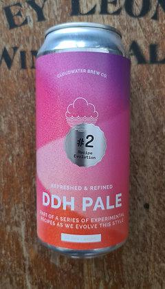 Cloudwater DDH Pale Recipe Evolution #2