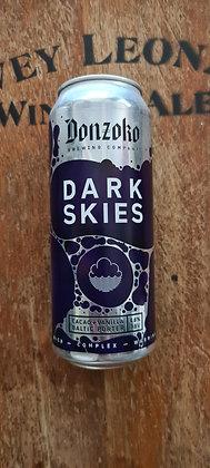 Cloudwater / Donzoko Dark Skies